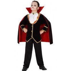 Déguisements, Déguisement vampire garçon 3-4 ans, 22753, 29,90€