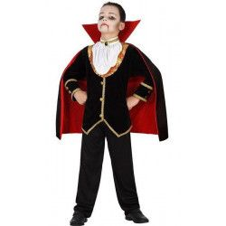 Déguisements, Déguisement vampire garçon 4-6 ans, 22754, 29,90€