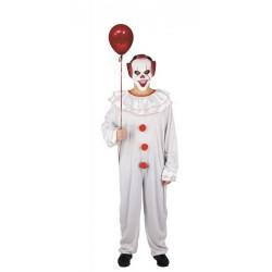 Déguisement clown terrifiant adulte Déguisements 865791
