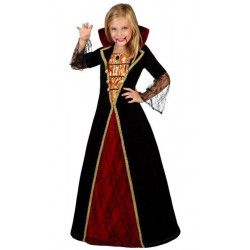 Déguisements, Déguisement de vampire fille 7-9 ans, 22759, 27,90€