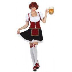 Déguisement bavaroise femme taille S Déguisements 22788