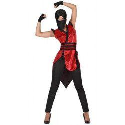 Déguisement ninja sexy femme taille XL Déguisements 22796