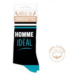 Chaussettes fantaisie Homme Idéal Accessoires de fête CD5297_15