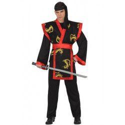 Déguisement samourai homme taille XL Déguisements 22798
