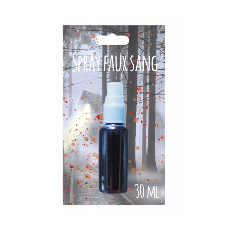 Spray faux sang 30 ml Accessoires de fête 90638