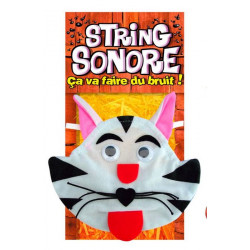 String sonore humoristique homme - Chat Divers B9752F