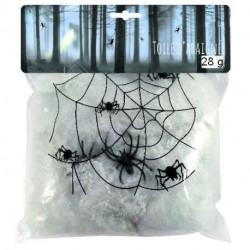 Toile d'araignée 28 grs déco halloween Déco festive 33393204