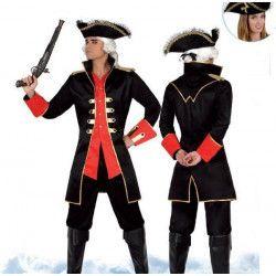 Déguisement capitaine pirate homme taille M-L Déguisements 22913