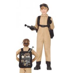 Déguisement chasseur de fantôme avec sac à dos enfant Déguisements 7708-
