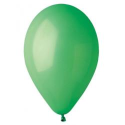 Sachet 50 ballons diamètre 30 cm vert Déco festive BA19102/VERT