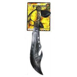 Jouets et kermesse, Epée pirate avec cache oeil, 22935, 1,10€