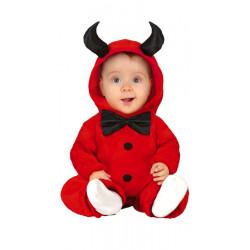 Déguisement petit diable rouge bébé Déguisements 8300-