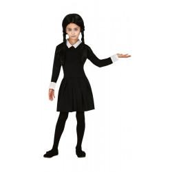Déguisement robe gothique noire fille Déguisements 835-