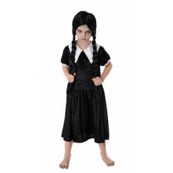 Déguisement robe gothique Elvira fille Déguisements H4203-