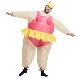 Déguisement gonflable ballerine adulte Déguisements COS-BAL