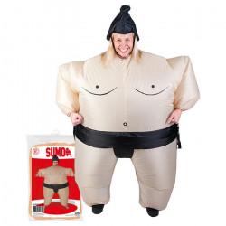 Déguisement gonflable sumo taille adulte Déguisements COS-SUM