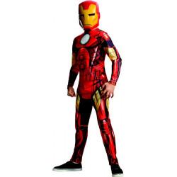 Déguisement classique Iron Man™ série animée garçon Déguisements I-880607-