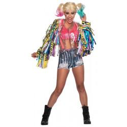 Déguisement Harley Quinn Birds of Prey™ femme Déguisements I-701811