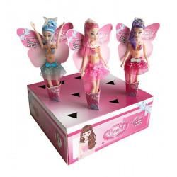 Poupée Beauty avec ailes vendue par 12 Jouets et articles kermesse 70307