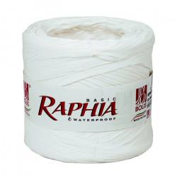 Raphia 200 m Blanc Déco festive 51011322006