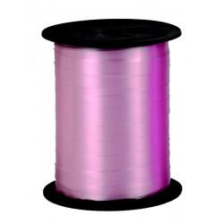 Bolduc ruban 7mmx500 m Rose Déco festive 80010725036