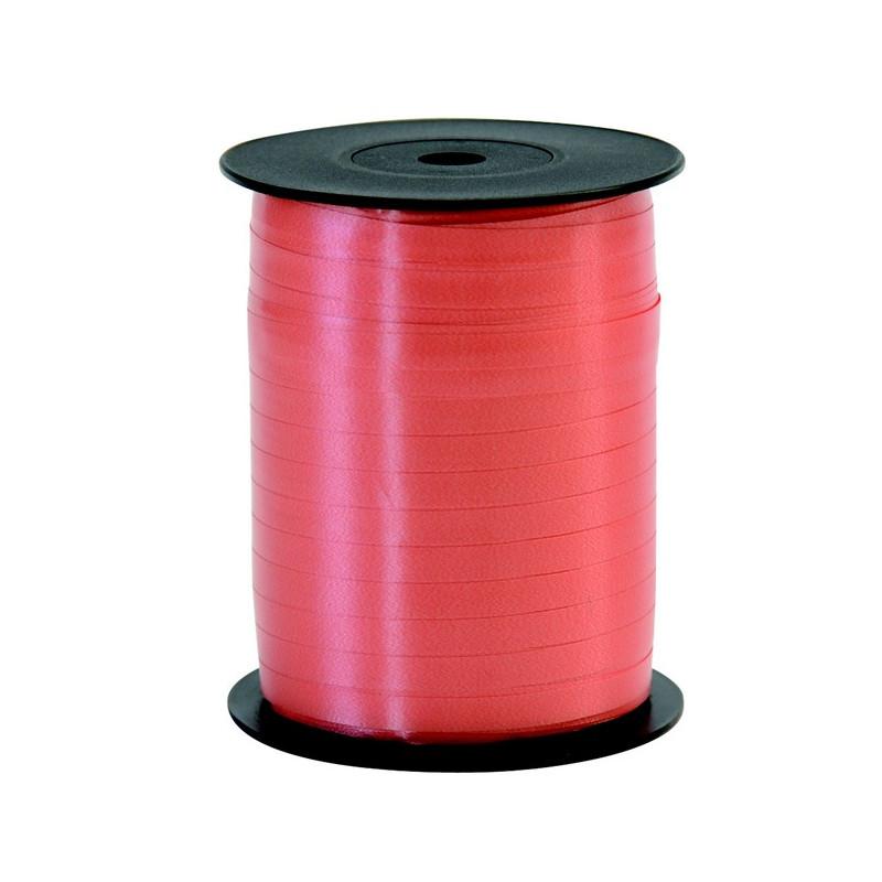 Bolduc ruban 7mmx500 m Orange Déco festive 80010725031