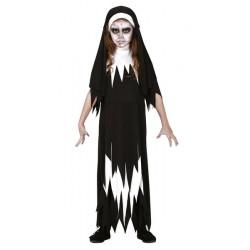 Déguisement religieuse zombie fille Déguisements 83516-