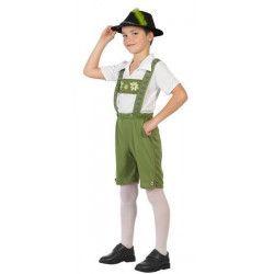 Déguisement bavarois garçon 7-9 ans Déguisements 23234