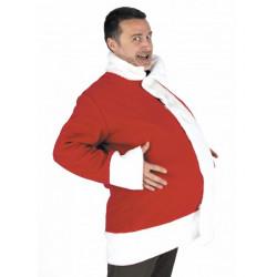 Ventre rembourré de Père Noël Accessoires de fête 865702