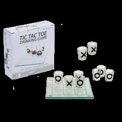 Jeu à boire Tic Tac Toe avec 9 verres Divers 793967