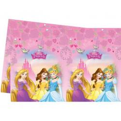 Nappe plastique anniversaire Princesse Dreaming™ Déco festive LPRI85004