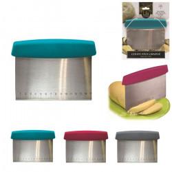 Coupe pâte gradué inox Cake Design KP5291