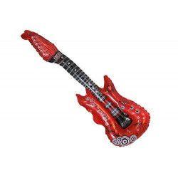 Jouets et kermesse, Guitare gonflable à l'hélium, 23490, 1,59€
