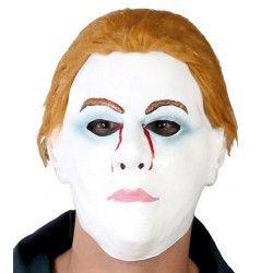 Masque d'assassin en PVC Accessoires de fête 2358