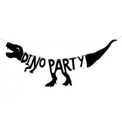 Guirlande Dino Party 20 x 90 cm Déco festive GRL40