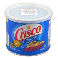 Crisco matière grasse alimentaire 450 g Cake Design 23913