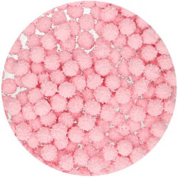 Décors sucre Mimosa FunCakes 45 g Rose Cake Design G42309