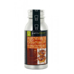 Arôme caramel beurre salé Patisdécor 50ml Cake Design P883