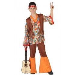 Déguisement hippie garçon 7-9 ans Déguisements 23671
