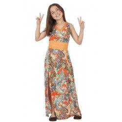 Déguisements, Déguisement hippie fille 10-12 ans, 23677, 21,80€