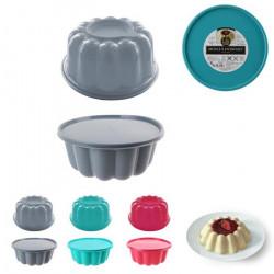 Moule à entremets avec couvercle 1.5 l plastique Cake Design KP5238