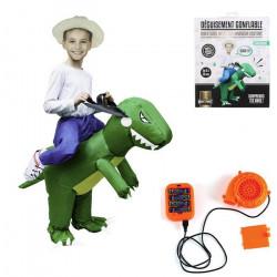 Déguisement gonflable dinosaure enfant 7 à 12 ans Déguisements MG3268