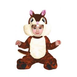Déguisement écureuil bébé Déguisements 7601-