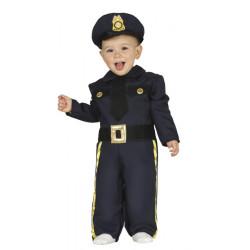 Déguisement policier bébé Déguisements 8761-