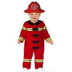 Déguisement pompier bébé Déguisements 8780-