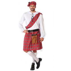 Déguisement écossais homme Déguisements 66104-