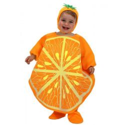 Déguisement d'orange bébé 0-6 mois Déguisements 10424