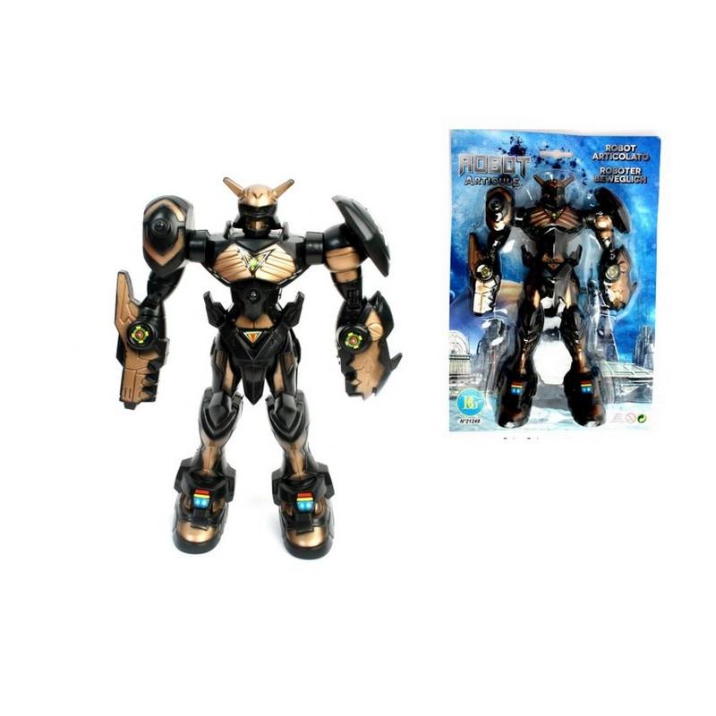Figurine robot 23 cm Jouets et articles kermesse 21248