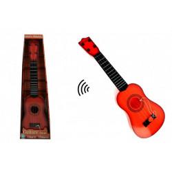 Guitare enfant 56 cm avec son médiator Jouets et articles kermesse 36259
