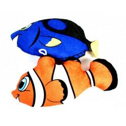 Peluche poisson tropical 25 cm Jouets et articles kermesse 79140